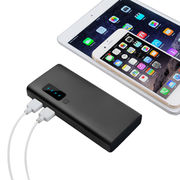 LVSUN 13000mAh 2.1A USB Portable Power Bank,Charger for iPhone/iPad/Samsung/Tablet from Shenzhen LVSUN Electronics Co. Ltd