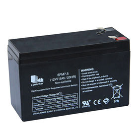 Valve Regulated Lead-acid Battery from China (mainland)