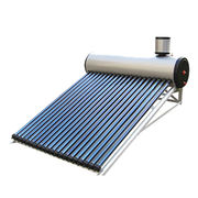 China Pre-heated pressurized solar water heater