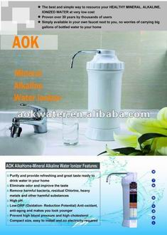 Alkaline water purifiers from China (mainland)