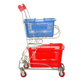 Plastic shopping cart from China (mainland)