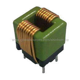 China LAN Transformer and Common Mode Filters, Various Specifications are Available