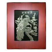 Silver plated wall art decor craft from China (mainland)