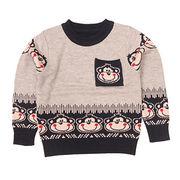 Hong Kong SAR Los suéteres de los muchachos, hechos del algodón 100%, acción están disponibles