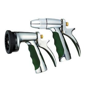 China Adjustable hose nozzle set