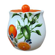 Ceramic Canisters from China (mainland)