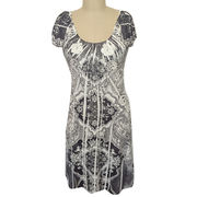 All over printed dress from China (mainland)