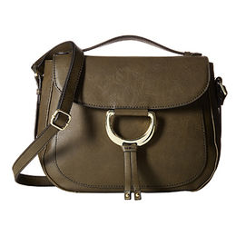 synthetic adjustable crossbody strap leather handb from China (mainland)