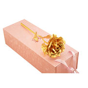24K gold plated rose from China (mainland)