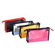 Hot sale PVC cosmetic bag from Hong Kong SAR