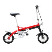 Foldable Mini Electric Bike from China (mainland)