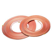 Copper Pancake Coil Tubes from China (mainland)