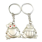 China Metal Alloy Keychains