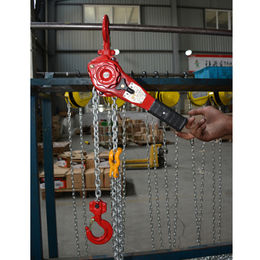 China Anti corrosion lever hoist used in the sea for lifting, EMCA D028 standard