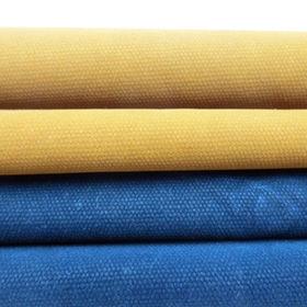 China Flocked canvas fabric