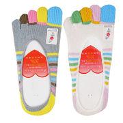 Toe cotton socks from Taiwan