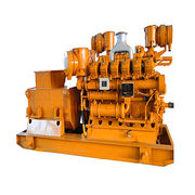 Mini power plant 500kw natural gas generator Manufacturer