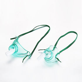 Disposable medical tracheostomy mask Manufacturer