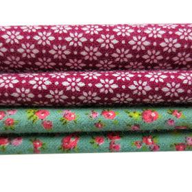 100% cotton moleskin flannel fabric