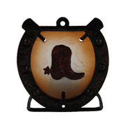 Western Cowboy Candle Holder from China (mainland)