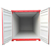 20ft Hard Open Top Dry Cargo Container from China (mainland)