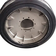 Steel mill solid tires from China (mainland)