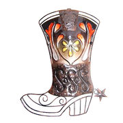 Cowboy Boots Metal Crafts from China (mainland)