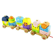 Block Train Toy Manufacturer