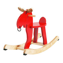 Rocking horse toy from China (mainland)
