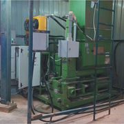 Briquette press machine from China (mainland)