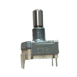 Encoder with push switch