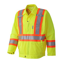 Man's safety work-wear from China (mainland)