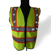 LED safety vest from China (mainland)