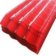 Prime Prepainted Galvanized Corrugated Sheets from China (mainland)