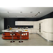 Arch door kitchen cabinet from China (mainland)