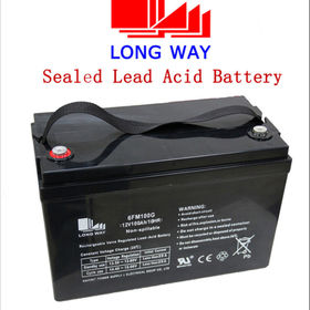 Gel Battery from China (mainland)