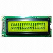 16 x 2 Characters LCM Module, Double Connector, ST7066U