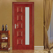 Solid wood interior door from China (mainland)
