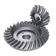China precision stainless steel spiral bevel gear from Hong Kong SAR