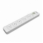 Australian Standard 5 outlets Socket from China (mainland)