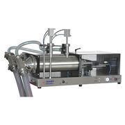Semi-automatic piston oil filling machine from China (mainland)