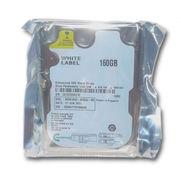 Hong Kong SAR Refurbished Western Digital Laptop Hard Disk with 160GB IDE and White Label
