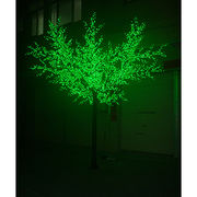 4.5M High Green LED Christmas Cherry Tree Lights from China (mainland)