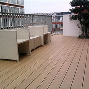 Decking boards from China (mainland)