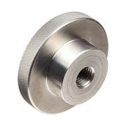 CNC machining aluminum thumb head from Hong Kong SAR