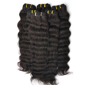 7A Brazilian Hair from China (mainland)