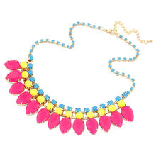 China Statement Necklaces