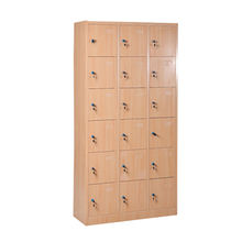 18 doors steel locker from China (mainland)