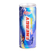 Energy drink for man from Vietnam
