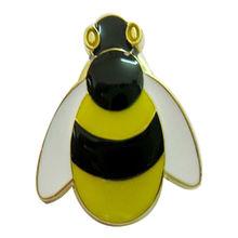 Bee Lapel Pin/Emblem from China (mainland)